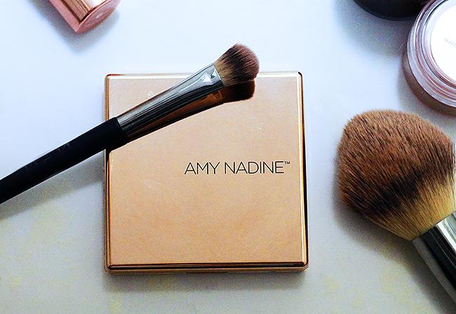 Amy Nadine Eye Shdaow Palette Review