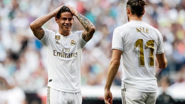 حالة واحدة فقط قد تبقي خاميس رودريجز في ريال مدريد