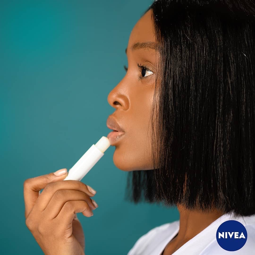 NIVEA Love your lips campaign