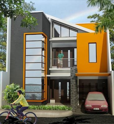desain rumah minimalis: rumah minimalis model terbaru