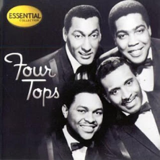 The Four Tops - It's The Same Old Song (1965) From Essential Collection Album