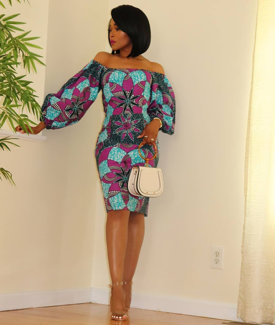 Beautiful Ankara Print Designs