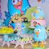 Festa Infantil: Galinha Pintadinha em cores suaves!