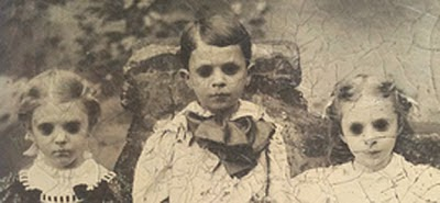 The Mysterious Sightings Of The Eerie Black-Eyed Children
