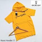 KAOS HOODIE GREENLIGHT KH11