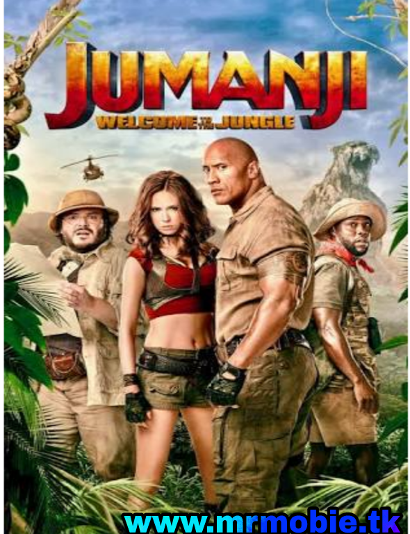 Jumanji: Welcome to The Jungle (English) 1 full movie in hindi dubbed download