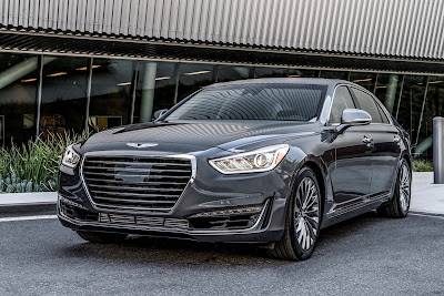 Genesis G90 2017 Review, Specs, Price