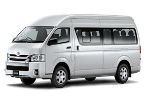 Toyota Hiace - Bali Jaya Trans