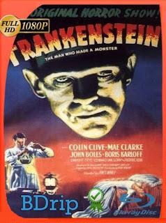 El doctor Frankenstein (1931) BDRip [1080p] [Latino] [GoogleDrive] [RangerRojo]