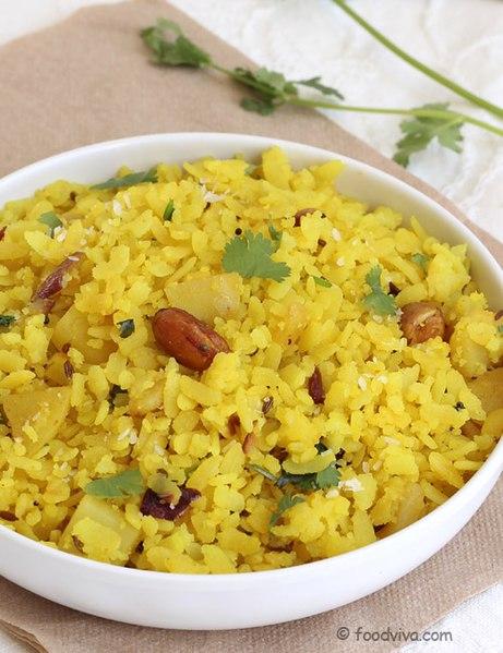 poha recipe in hindi
