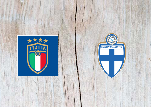 Italy vs Finland  Full Match & Highlights 23 March 2019