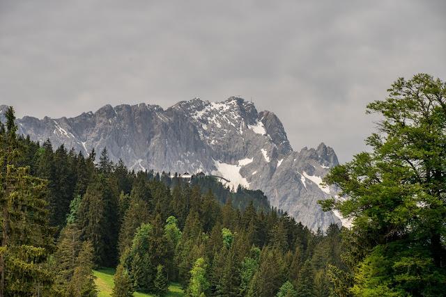 Hausberg-Runde und Partnachklamm  Wanderung Garmisch-Partenkirchen 09