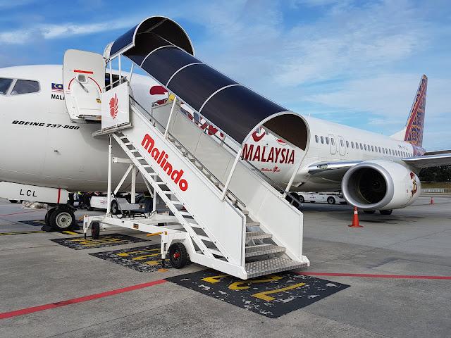 【航空体验】马印航空Malindo Air B737-800 吉隆坡到砂劳越古晋| 迎迎第一次飞行小记录