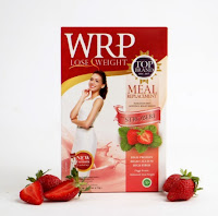 WRP Meal Replacement Strawberry 324G (6 Sachet)