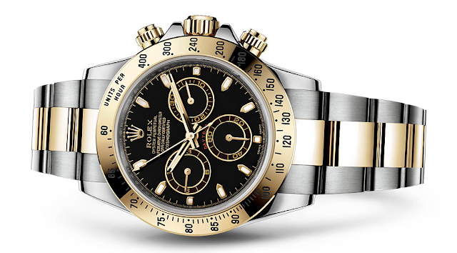 Photo of Rolesor Rolex Cosmograph Daytona