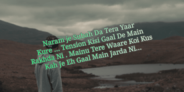 Punjabi Sad Life Status