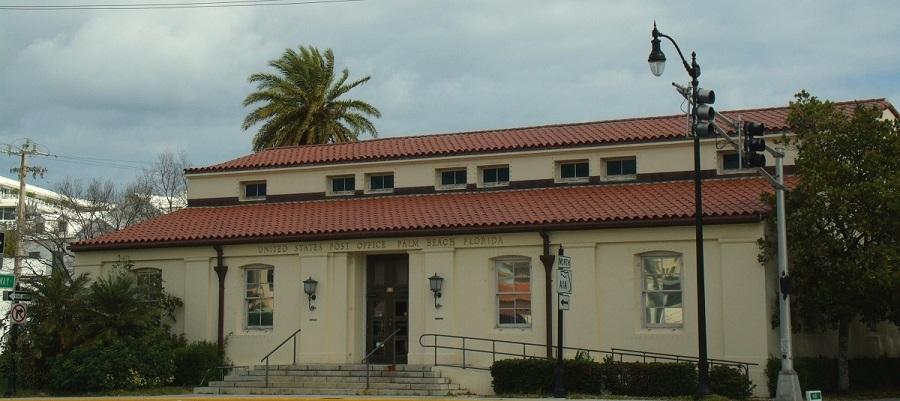 Oficina de correos de Palm Beach