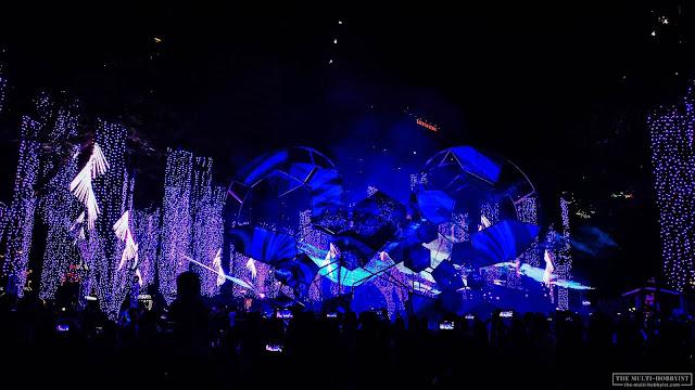 Makati City's Disney-Themed Festival of Lights 2018 | Ayala Triangle Gardens Lights & Sounds Show