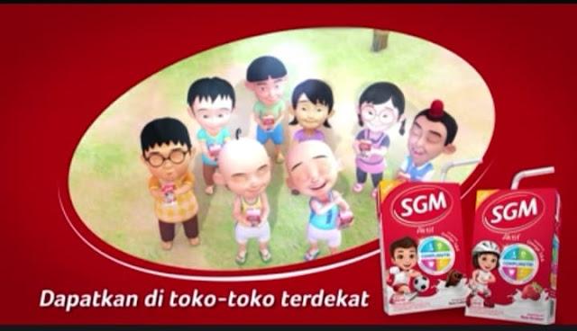 SGM Aktif Susu UHT yang Lengkap Kandungan Nutrisinya