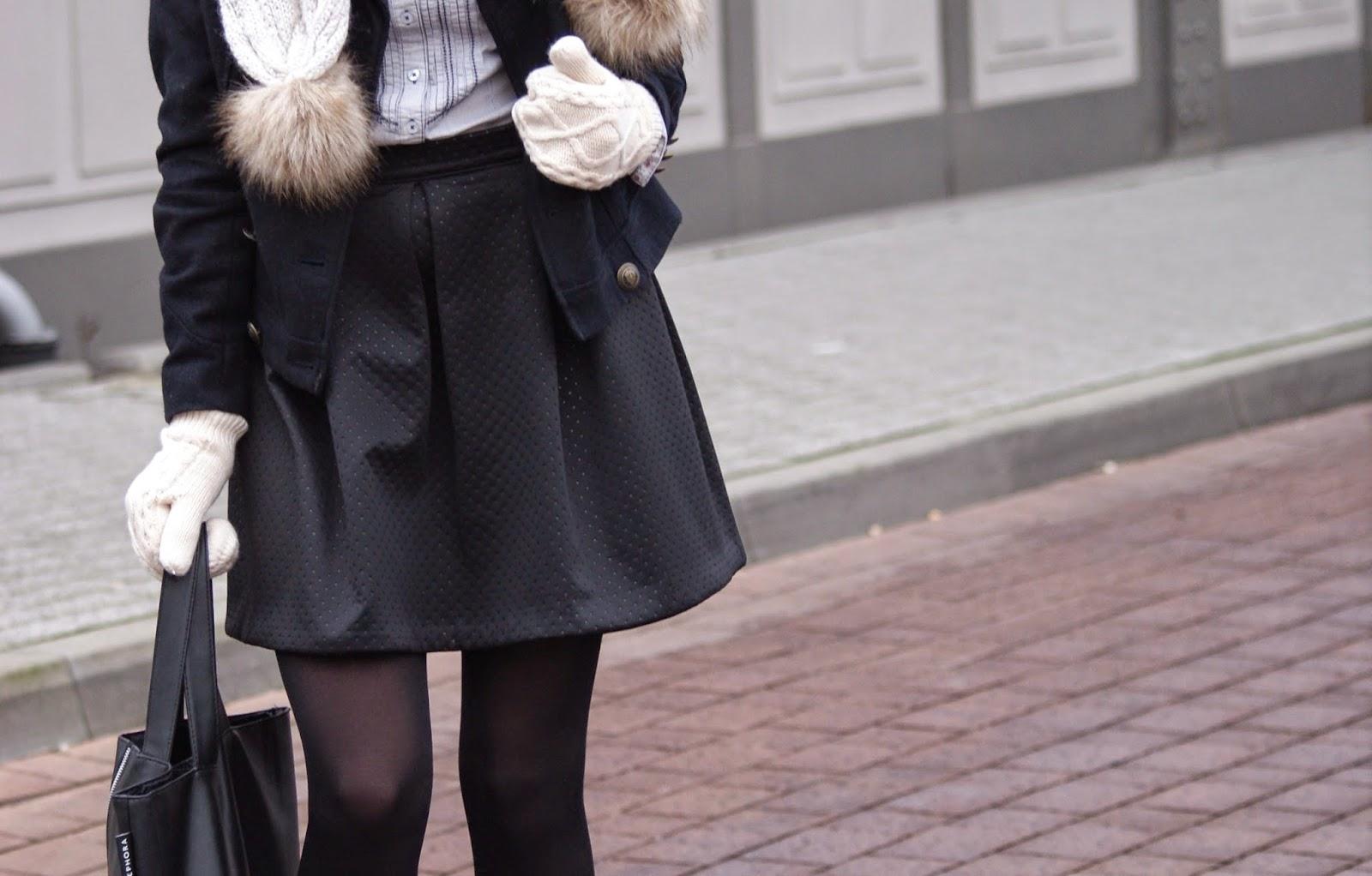 szycie spódniczki