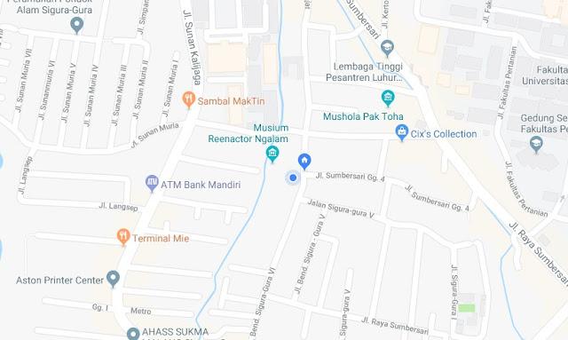 Google Maps Makin Kece dengan Tampilan Baru 2017