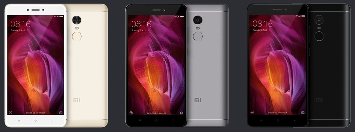 Redmi Note 4 price features
