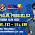 Jawatan Kosong Penolong Pegawai Penguatkuasa Gred KP29 ~ Kementerian Dalam Negeri
