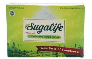 Sugalife Natural Rekomendasi Gula untuk Diet yang Rendah Kalori