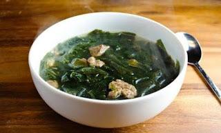 Miyeok Guk Rekomendasi Masakan Korea Selatan