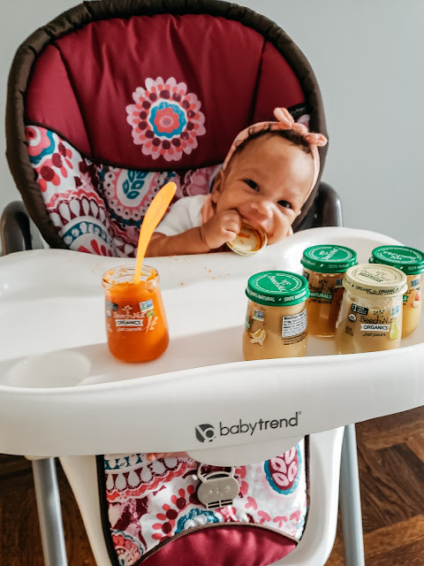 Why I Choose Beech-Nut® Naturals for My Baby's Solid Food