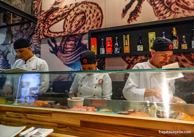 Udon, restaurante japonês em Belo Horizonte