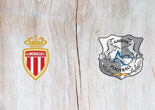 Monaco vs Amiens SC -Highlights 7 December 2019