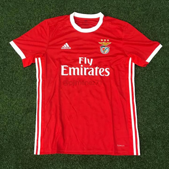 6ba328e90 Benfica 19-20 Home Kit Leaked - Update - Footy Headlines
