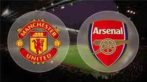 مشاهدة مباراة مانشستر يونايتد وارسنال بث مباشر