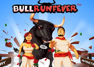 Escape The Bull Run Fever Awesome running Action online Games