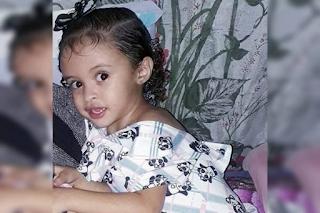 Família de menina de 3 anos que faleceu em incêndio em Caldas Brandão Pede ajuda para Irmã com apenas três meses de vida