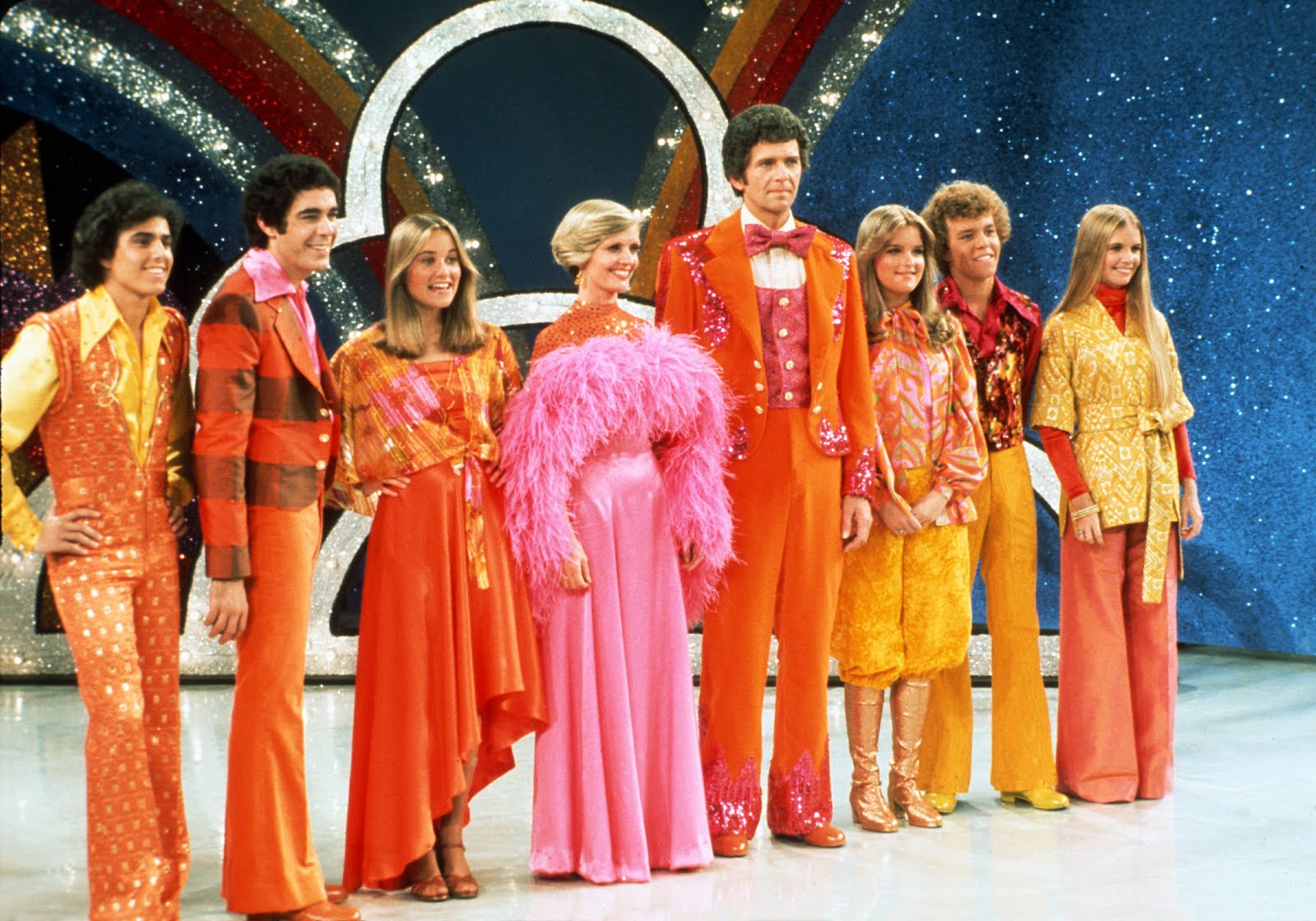 Solid Planet: 70's Disco Fashion