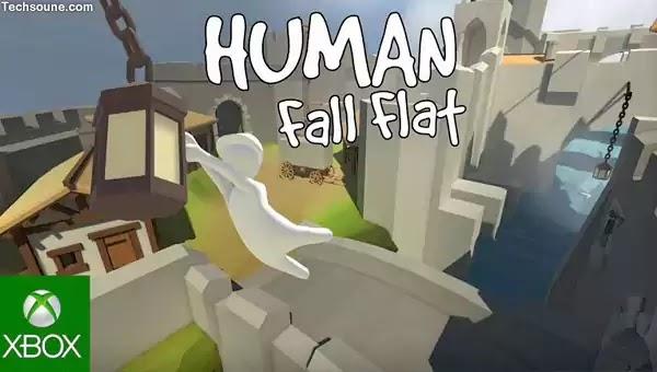 لعبة Human Fall Flat
