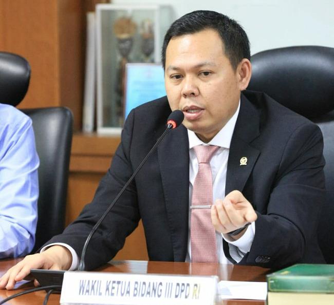 Sultan Najamudin Minta Program Kartu Prakerja Dihentikan