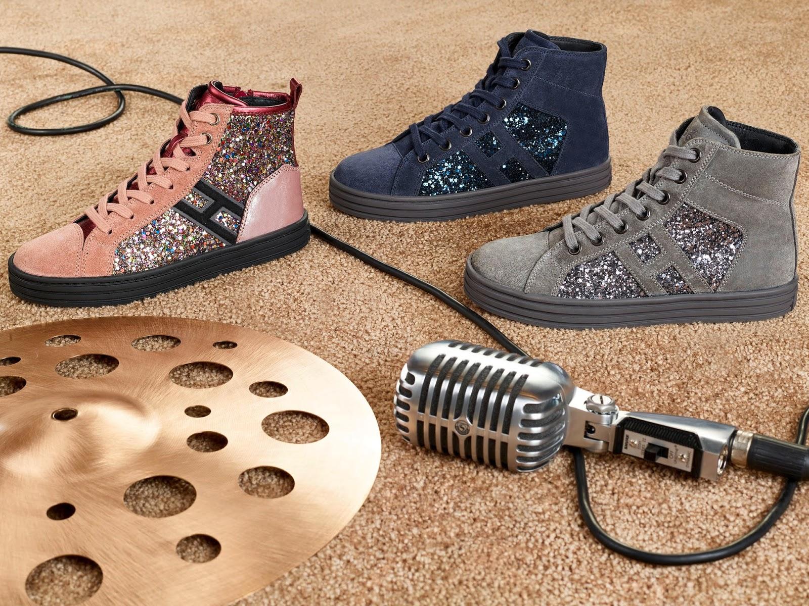 super qualità Garanzia di qualità al 100% più nuovo di vendita caldo Scarpe bambina Hogan: collezione Autunno Inverno 2017/18