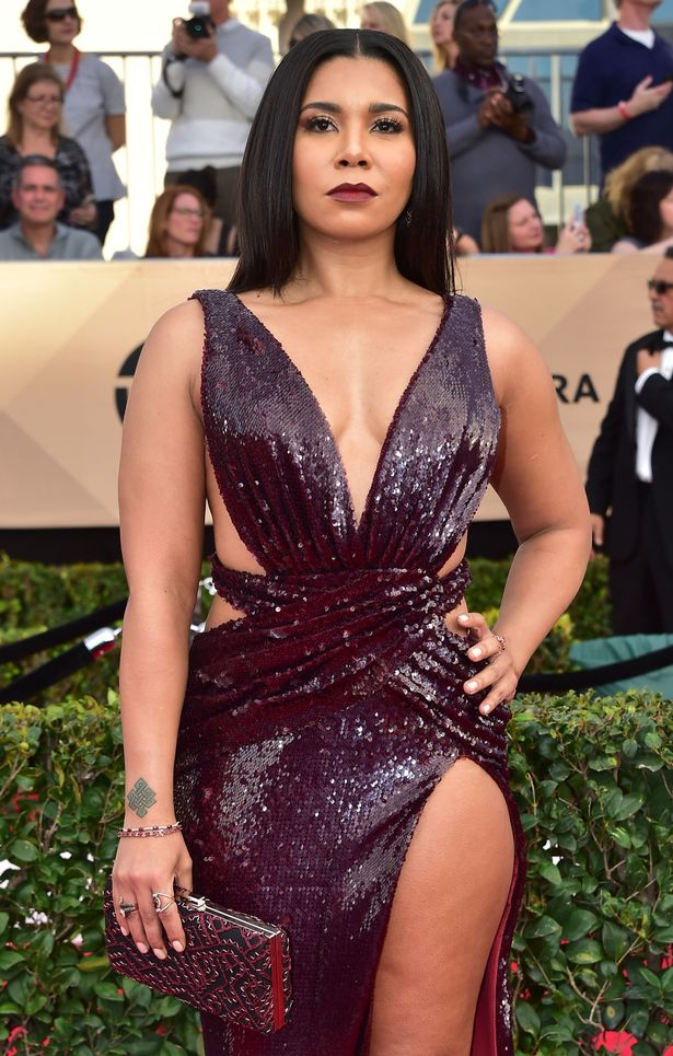 Actress-Jessica-Pimentel-arrives-for-the (1)