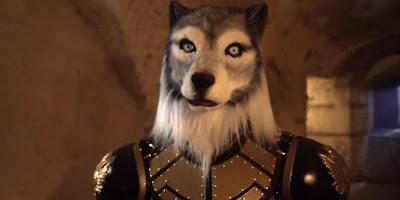 indizi lupo cantante mascherato