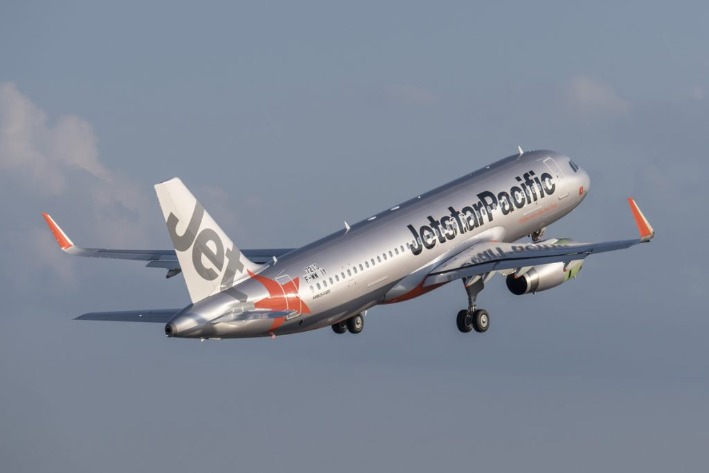 Jetstar Pacific to be rebranded as Pacific Airlines