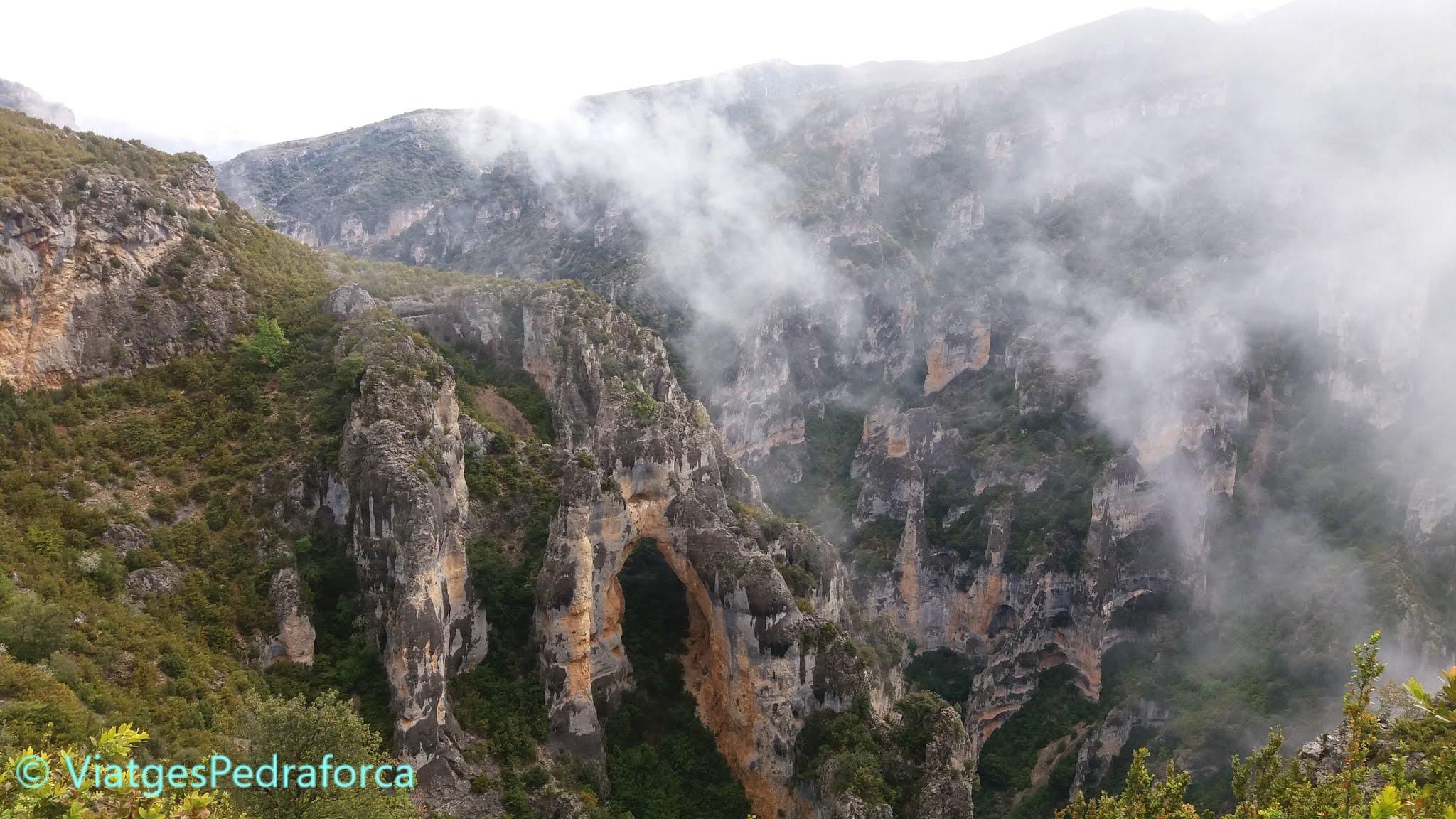 Barranquisme, canyoning, Huesca, Osca, Aragó, Senderisme