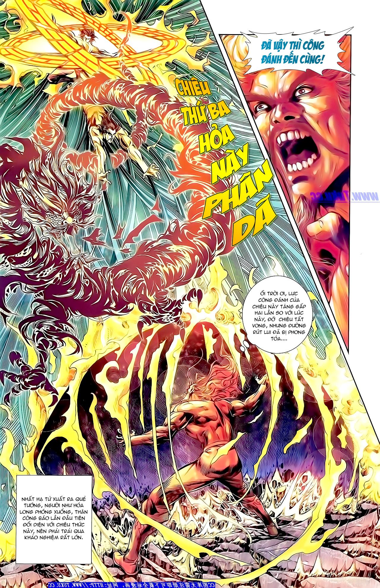 Cơ Phát Khai Chu Bản chapter 158 trang 18