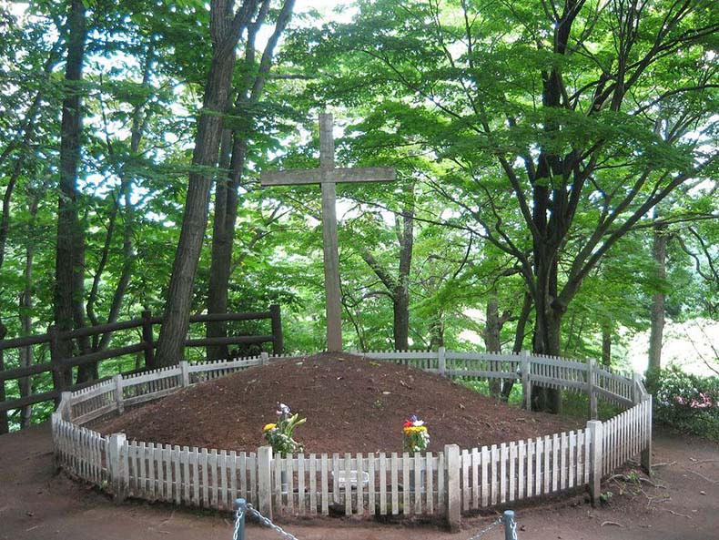 La tumba de Cristo | Japón