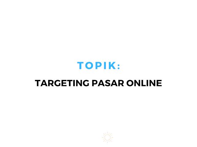 targeting pasar online