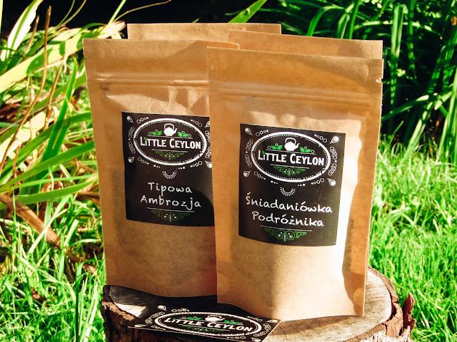 Rozkoszuj się jesienią z herbatami Little Ceylon