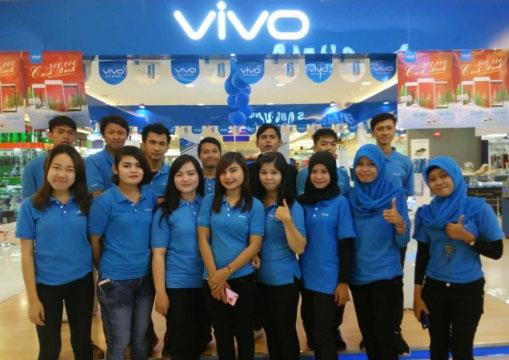 Lowongan Kerja Staff Logistik PT. Vivo Mobile Indonesia Cikupa Tangerang