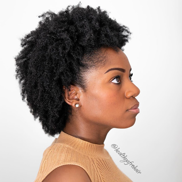 2020 Amazing Natural Hairstyles for Women